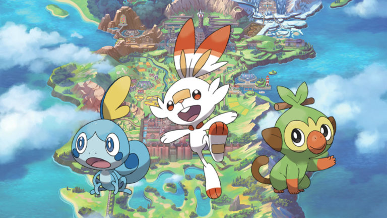 Pokemon Sword and Shield Release Date Confirmed